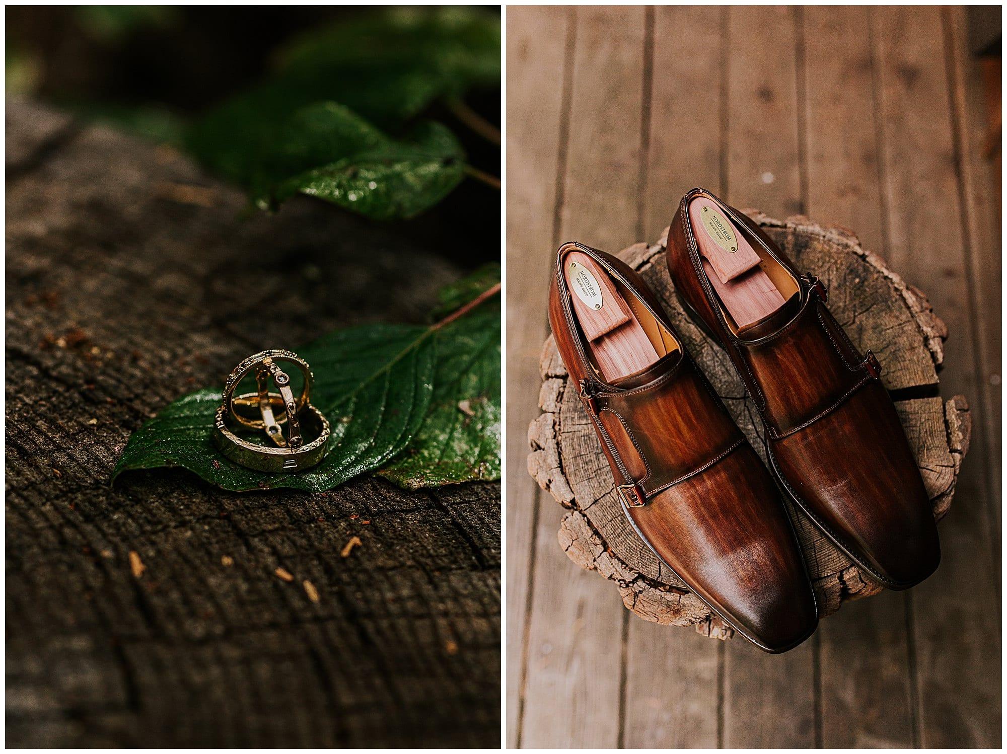 groom's details for wedding