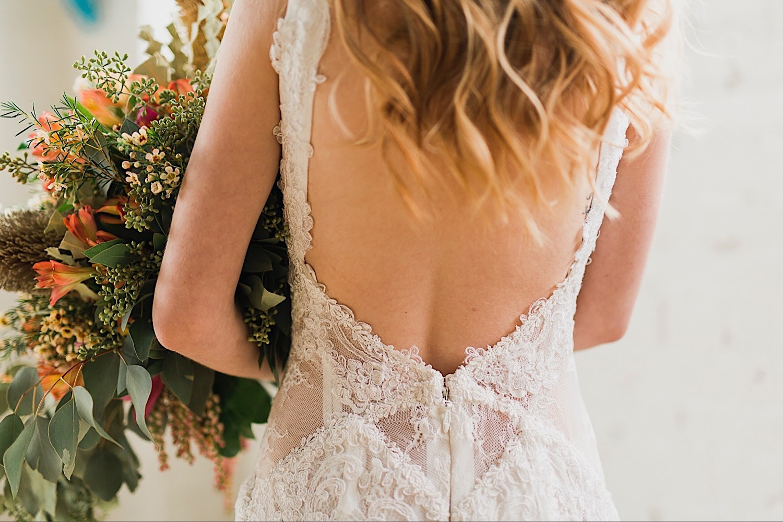 lake tahoe bride on film florals